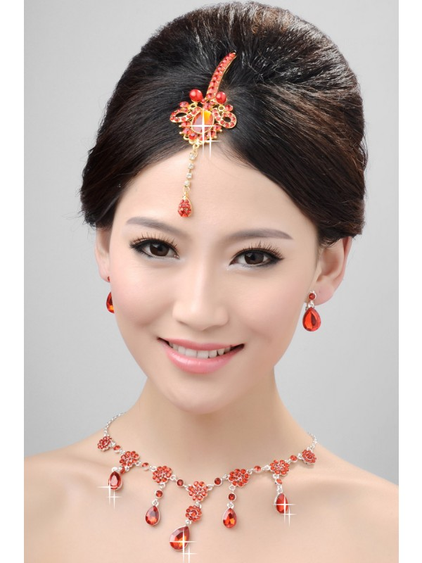Necklaces Earrings Set ZDRESS3994