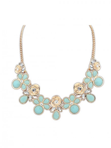 Occident elegant Sweet Fresh Hete verkoop Ketting